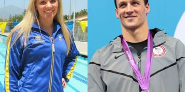 Chloe Sutton and Ryan Lochte