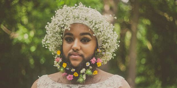 Harnaam Kaur bearded lady