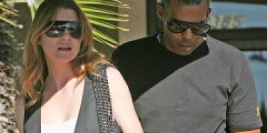 Ellen Pompeo's Marriage On The Rocks?