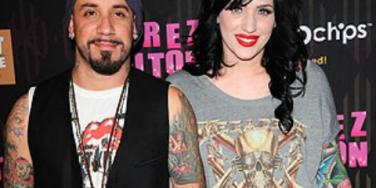 "Backstreet Boy A.J. McLean Marries; Admits He Was A ""Groomzilla"""