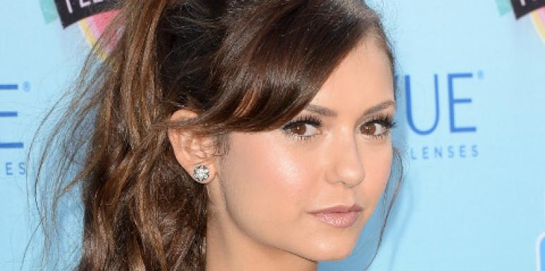 Celebrity Sex: 'The Vampire Diaries' Nina Dobrev Posts Nude Pic