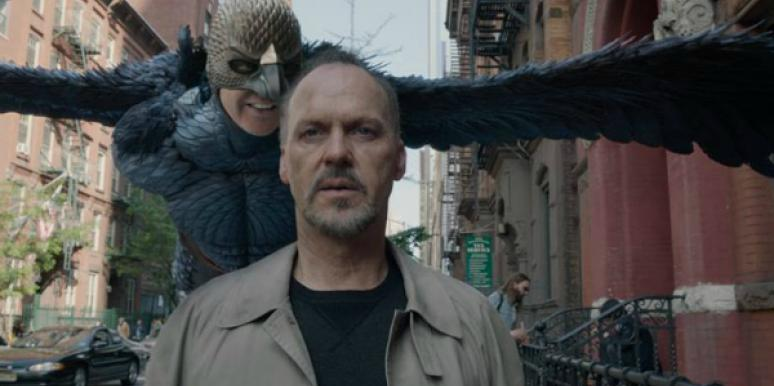 Michael Keaton in 'Birdman'