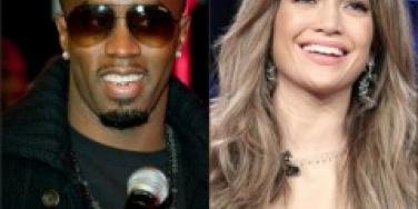Diddy and J.Lo
