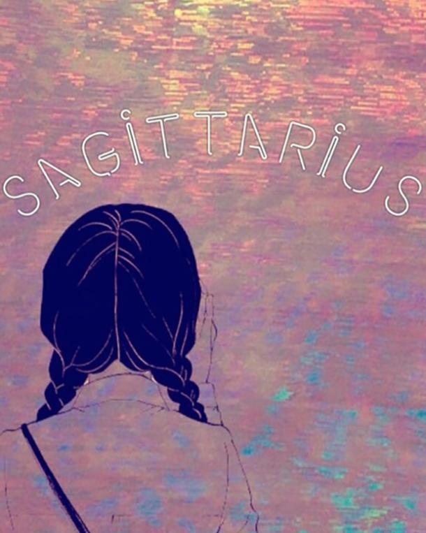 Sagittarius Zodiac Sign Astrological Sign Attraction