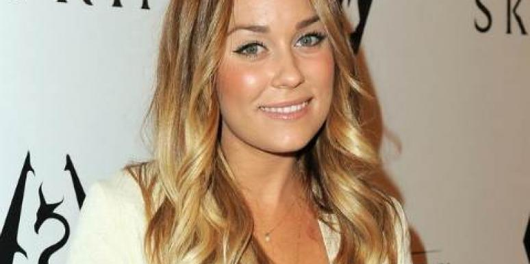 Lauren Conrad up close