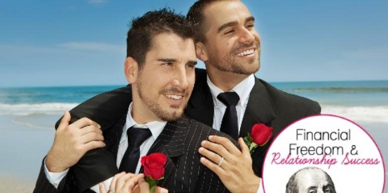 Life Coach: Gay & Engaged? Discuss Your Finances Together