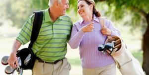 How Dating Over 50 Is Like Playing Golf [EXPERT]