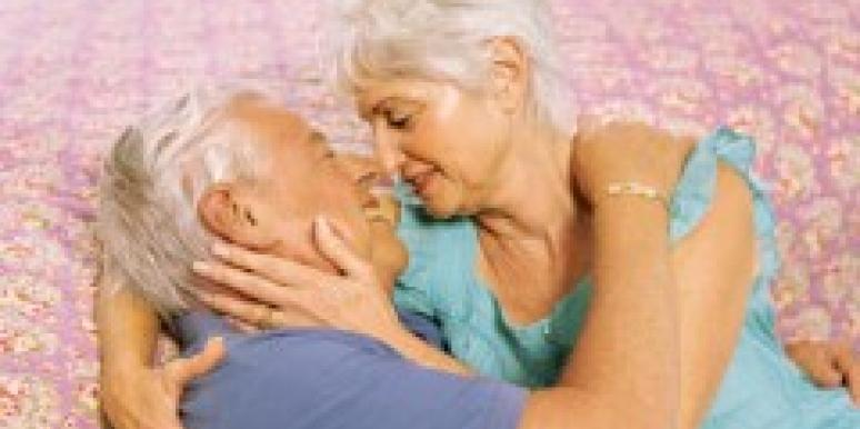 healthy sex drive mature couple