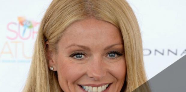 Exclusive! Kelly Ripa On Her Marriage To Mark Consuelos & More