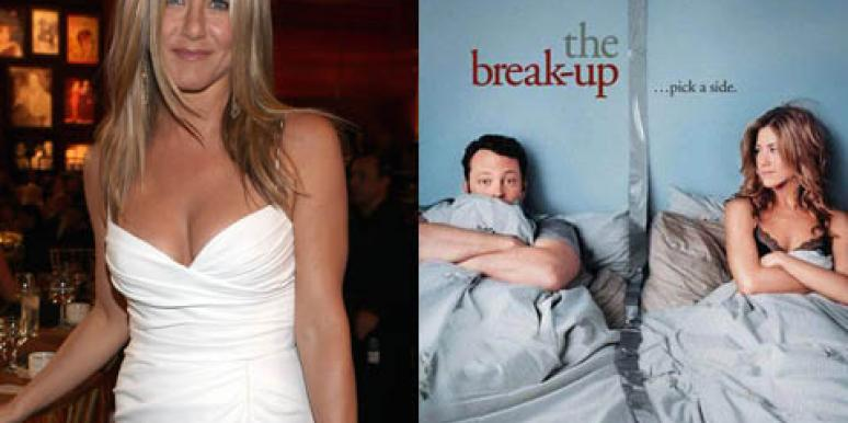 Jennifer Aniston The Break Up