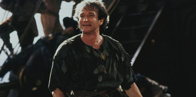 Robin Williams, Hook