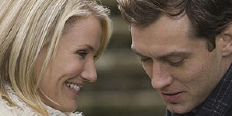 Jude Law And Cameron Diaz Are Said To Be Dating