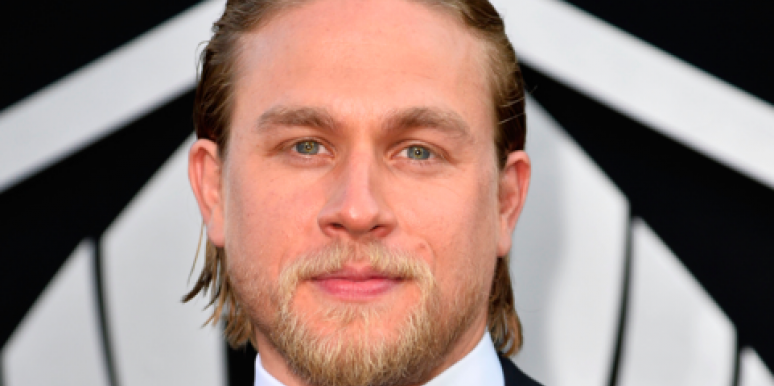 50 Shades Of Grey: Charlie Hunnam On Playing Christian Grey