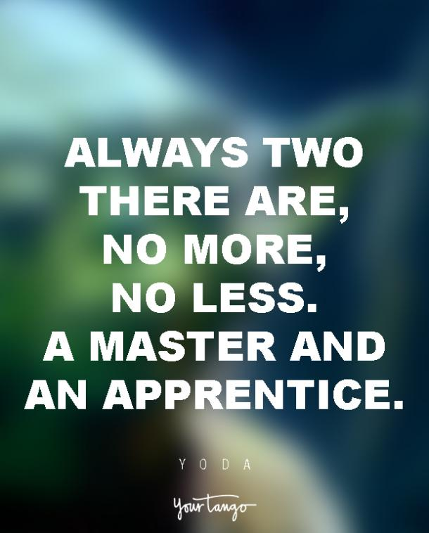 master and apprentice relationship