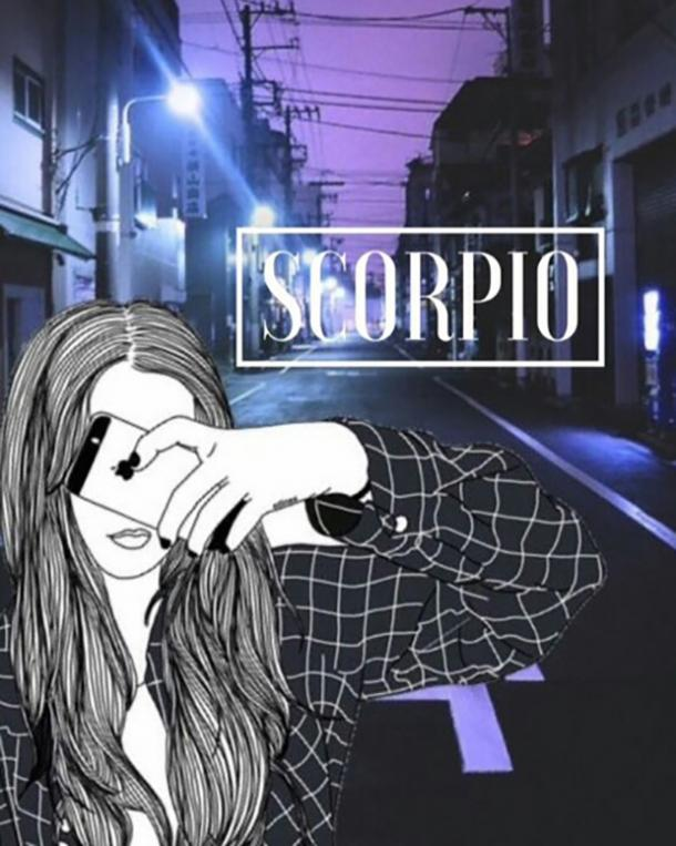 Scorpio Zodiac Sign Astrological Sign Attraction