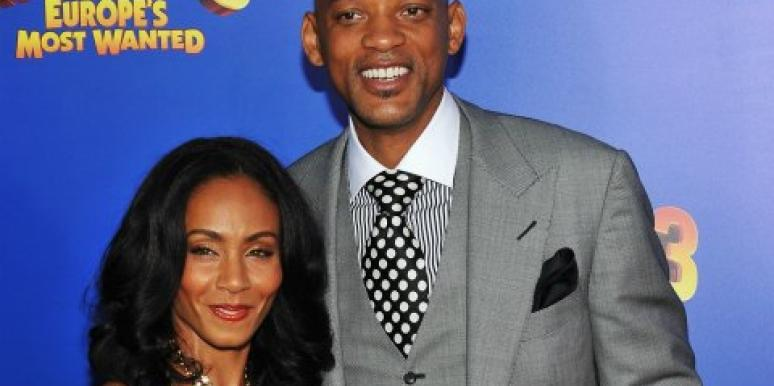 Will & Jada Pinkett Smith madagascar 3 premiere