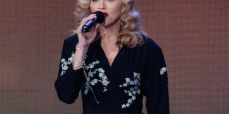 Celebrity Sex: Madonna Confesses She's A Rape Survivor