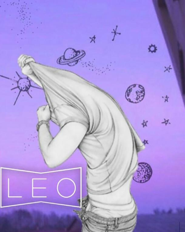 ZodiacSign Astrology Friends Leo