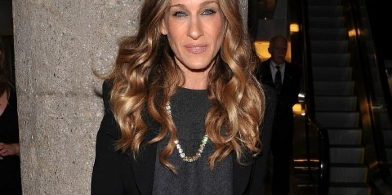 Sarah Jessica Parker fall fashion
