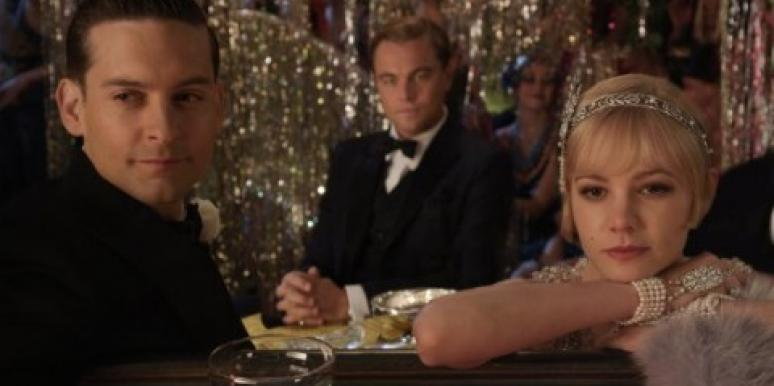 Scene still from The Great Gatsby