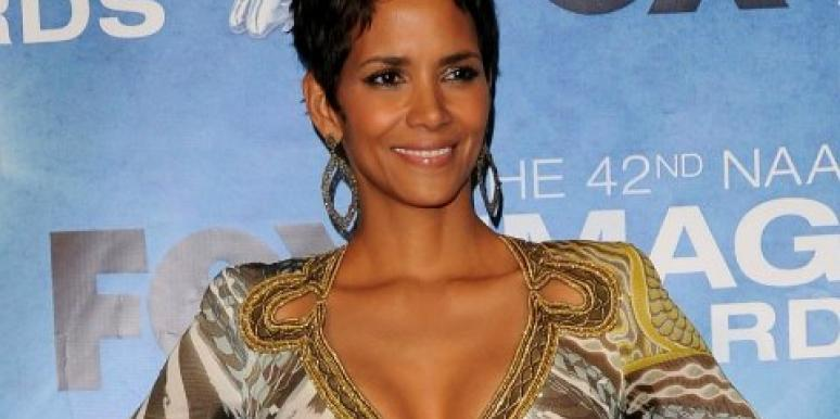 Halle Berry boobs