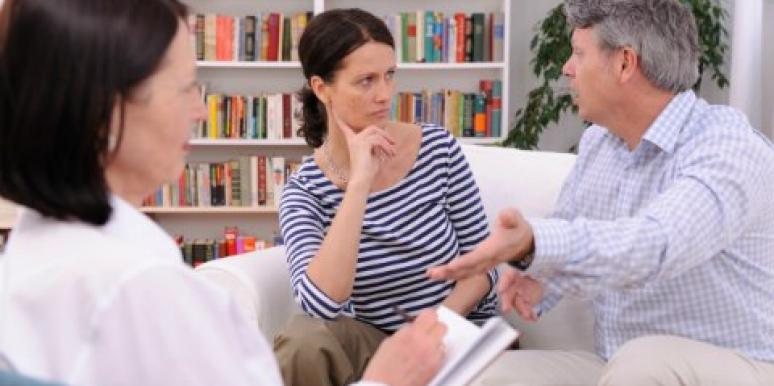 how to save your marriage: therapy
