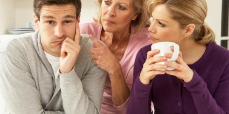 Marriage Educator: Dealing With In-Law Holiday Stress