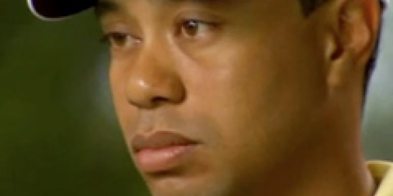 tiger woods interview espn