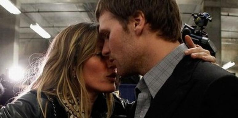 Gisele Bundchen Consoles Husband Tom Brady After Super Bowl Loss