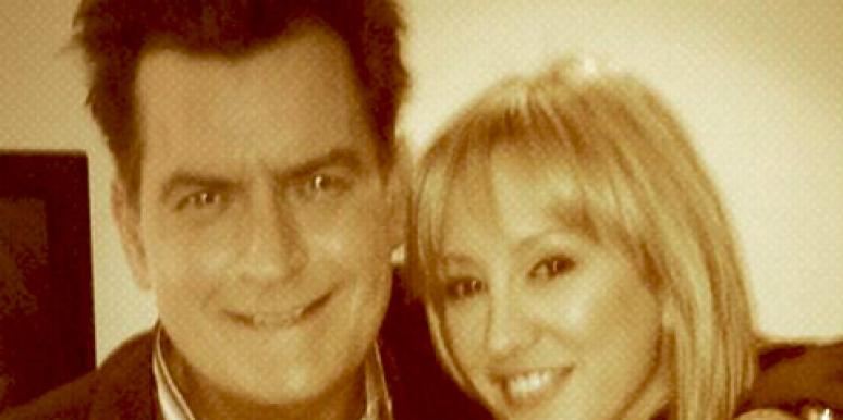 Charlie Sheen & Brett Rossi Engaged