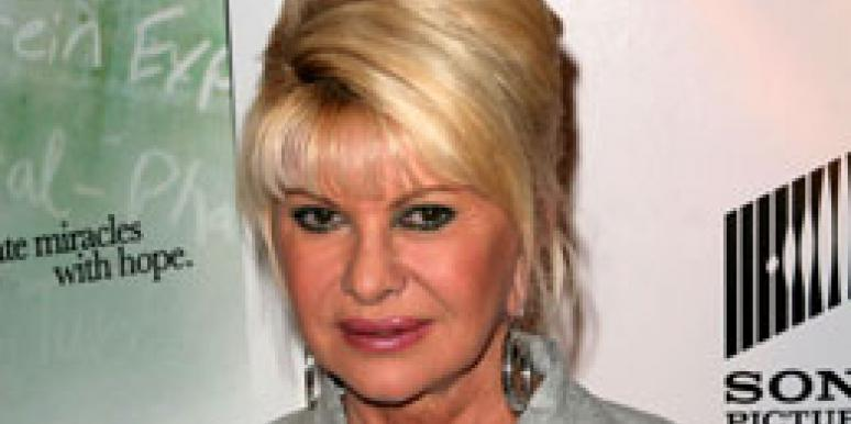 Ivana Trump's Husband Allegedly Cheats