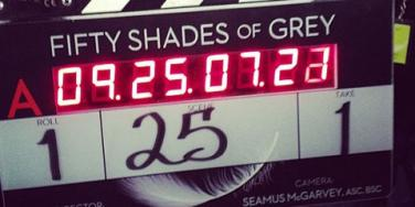 '50 Shades Of Grey' Movie Begins Filming! All The Details