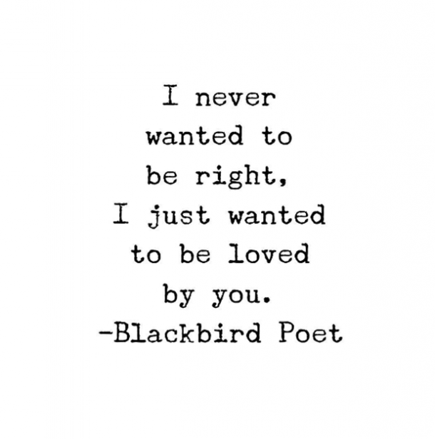 Instagram poet love quote