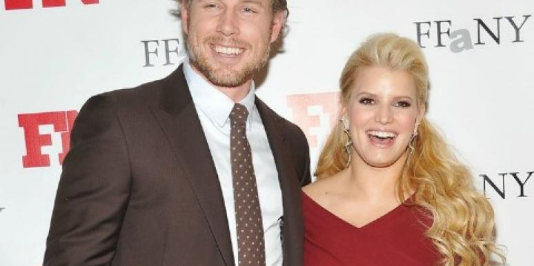 "Jessica Simpson Says She Had ""Biggest 'O' Ever"" While Pregnant"