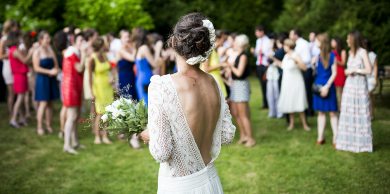 6 Reasons Weddings Are BETTER When You're A Mom