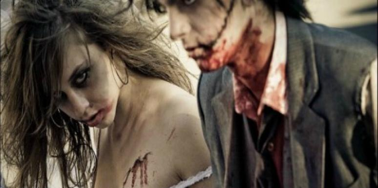13 Frighteningly Brilliant Horror-Themed Weddings