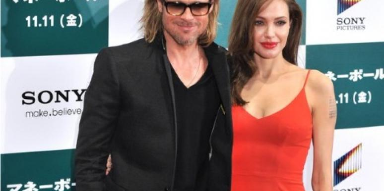 A-List Links: What's Banned In Angelina Jolie & Brad Pitt's Home?