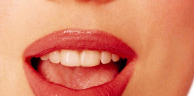 woman lips mouth