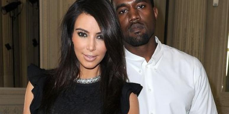 Kim Kardashian and Kanye West marrying