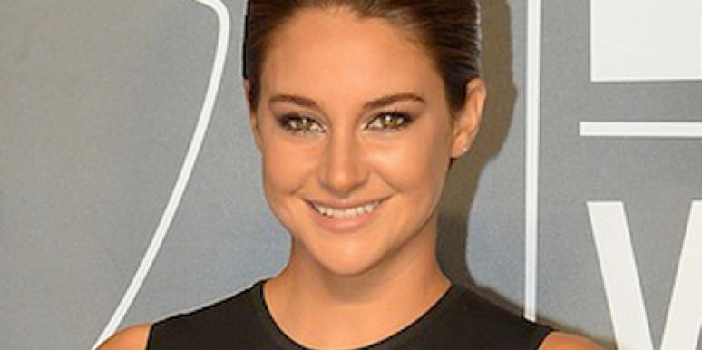 Shailene Woodley at the 2013 MTV Movie Awards