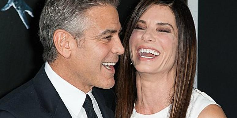 Celebrity Love: Sandra Bullock Is Drunk Dialing George Clooney