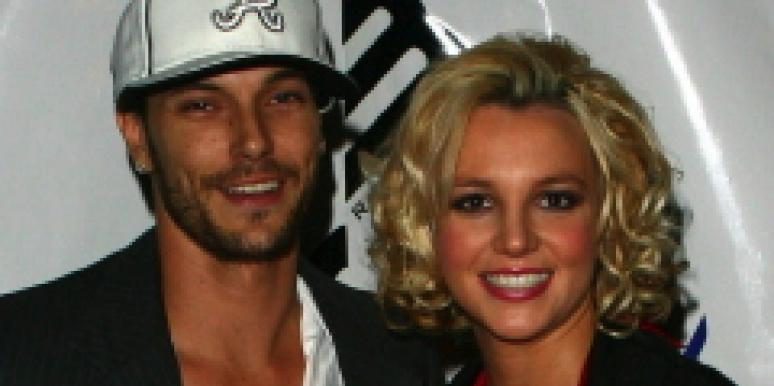kevin federline britney spears