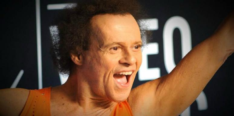 transgender richard simmons