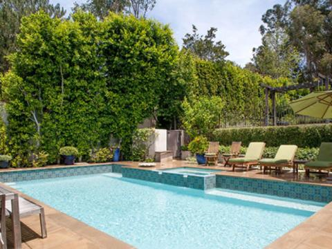 Reese Witherspoon's Brentwood mansion