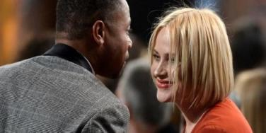 Cuba Gooding Jr. And Wife Sara Kapfer