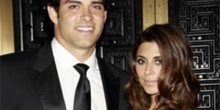 Jamie-Lynn Sigler and Mark Sanchez