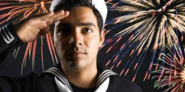 fleet week sailor