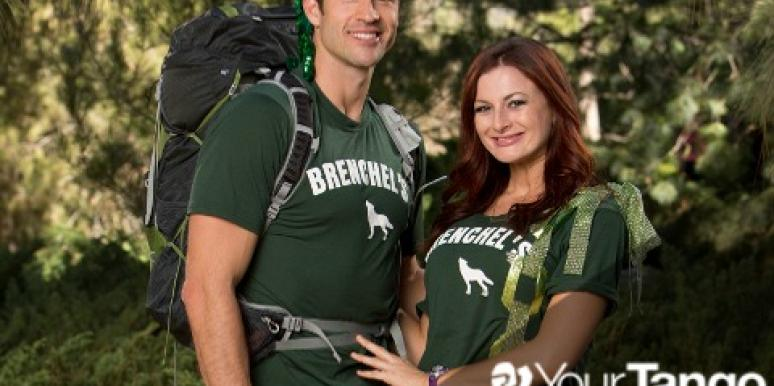 'Amazing Race's Brendon & Rachel