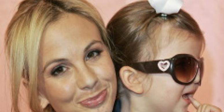elizabeth hasselbeck and child
