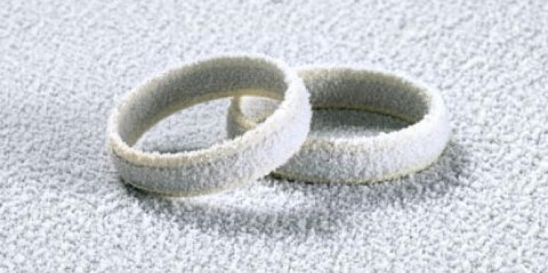 Frosted Rings